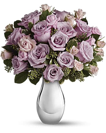 Roses and Moonlight Bouquet